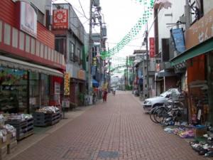 桜本商店街