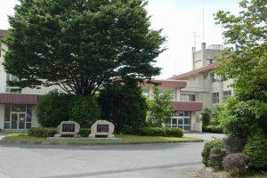 旧足利西高等学校