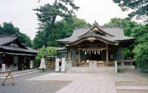 布多天神社