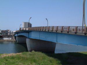 静岡県沼津市永代橋