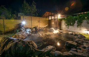 平の高房温泉